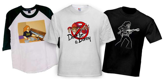 ASCAP-ASCAP Anti-piracy Campaign-COLLATERAL-ASCAP 1-Donny shirts