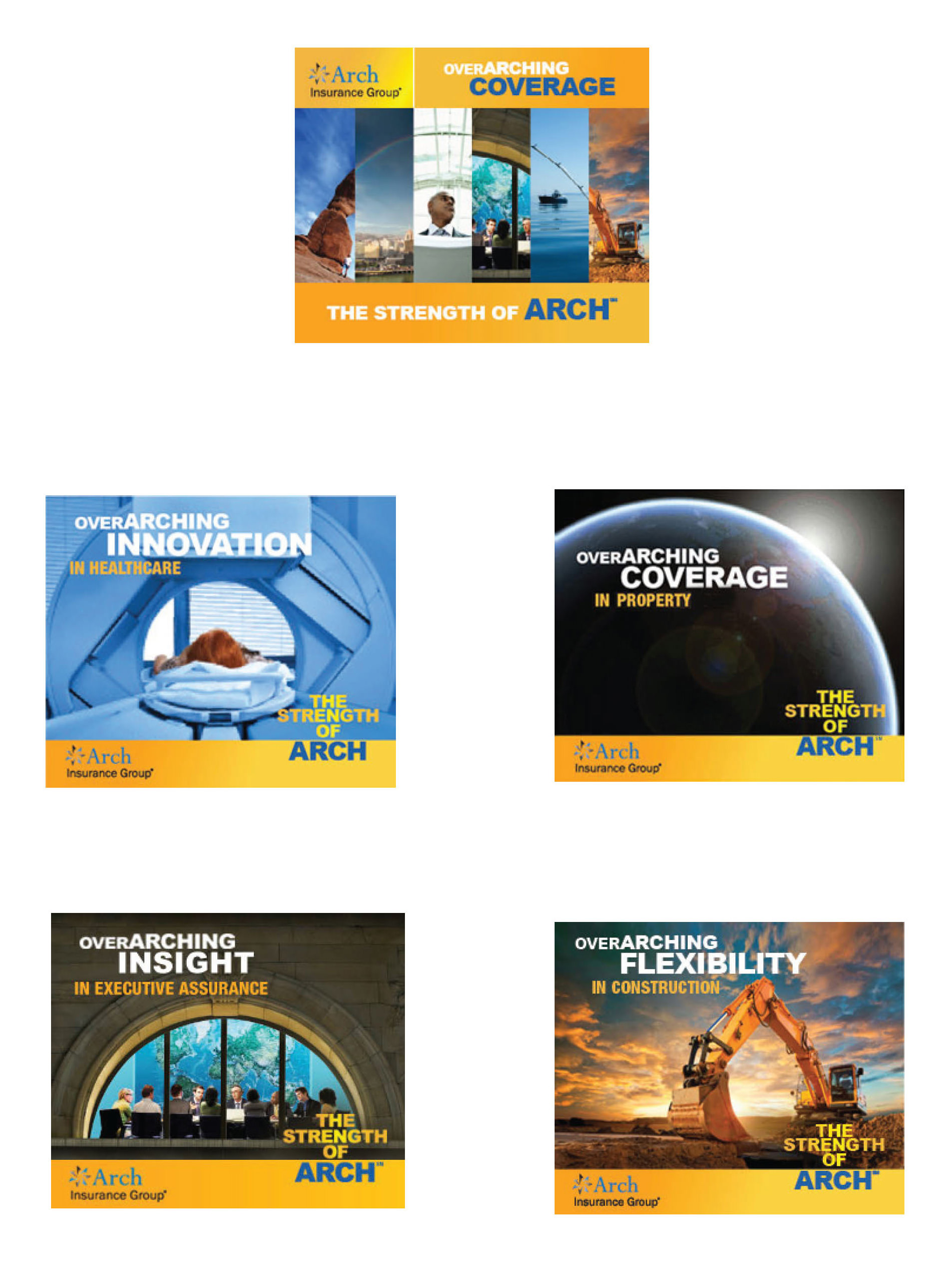 Arch Insurance Group 2013 Advertising and Marketing Campaign_Page_10