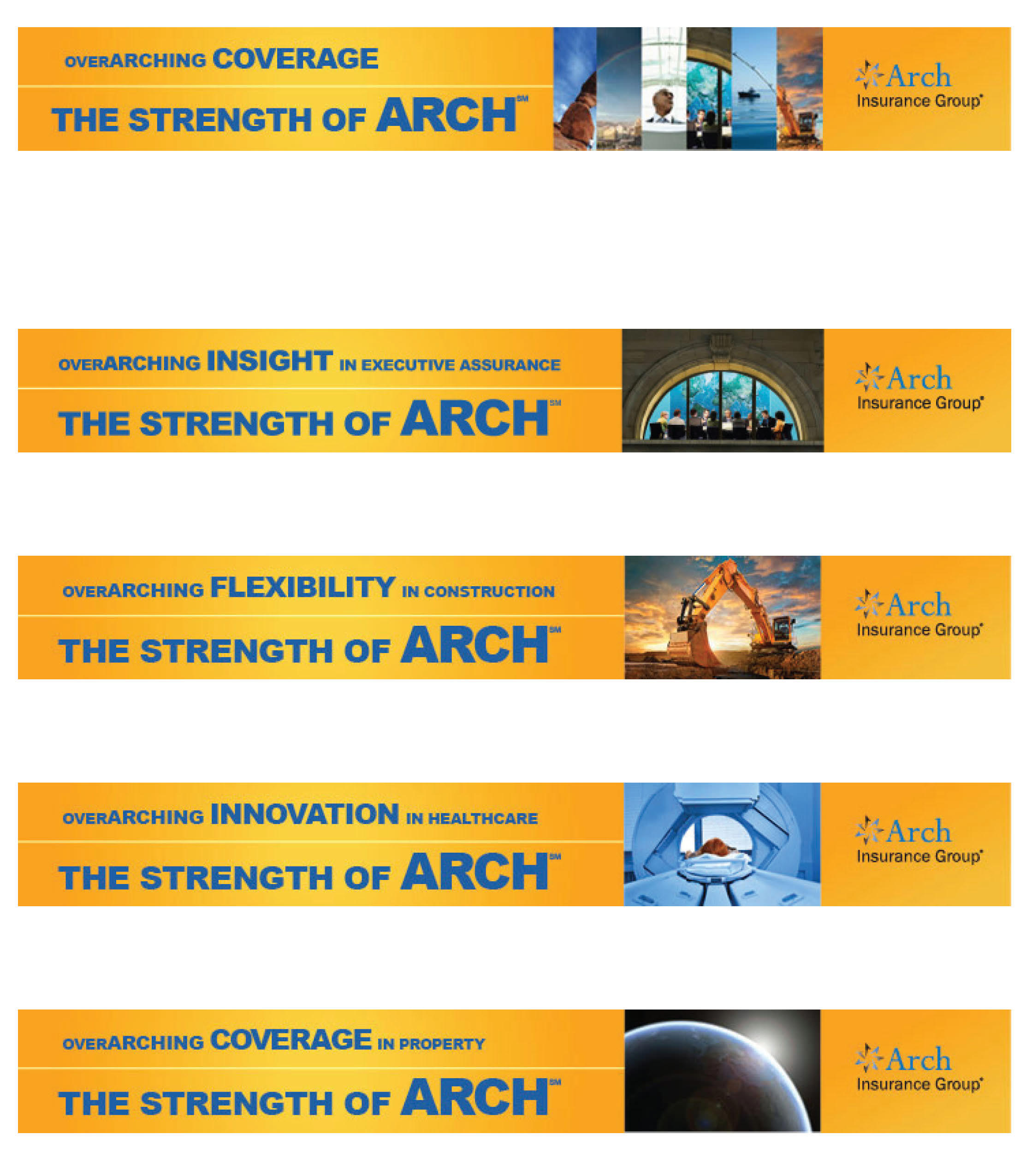 Arch Insurance Group 2013 Advertising and Marketing Campaign_Page_11