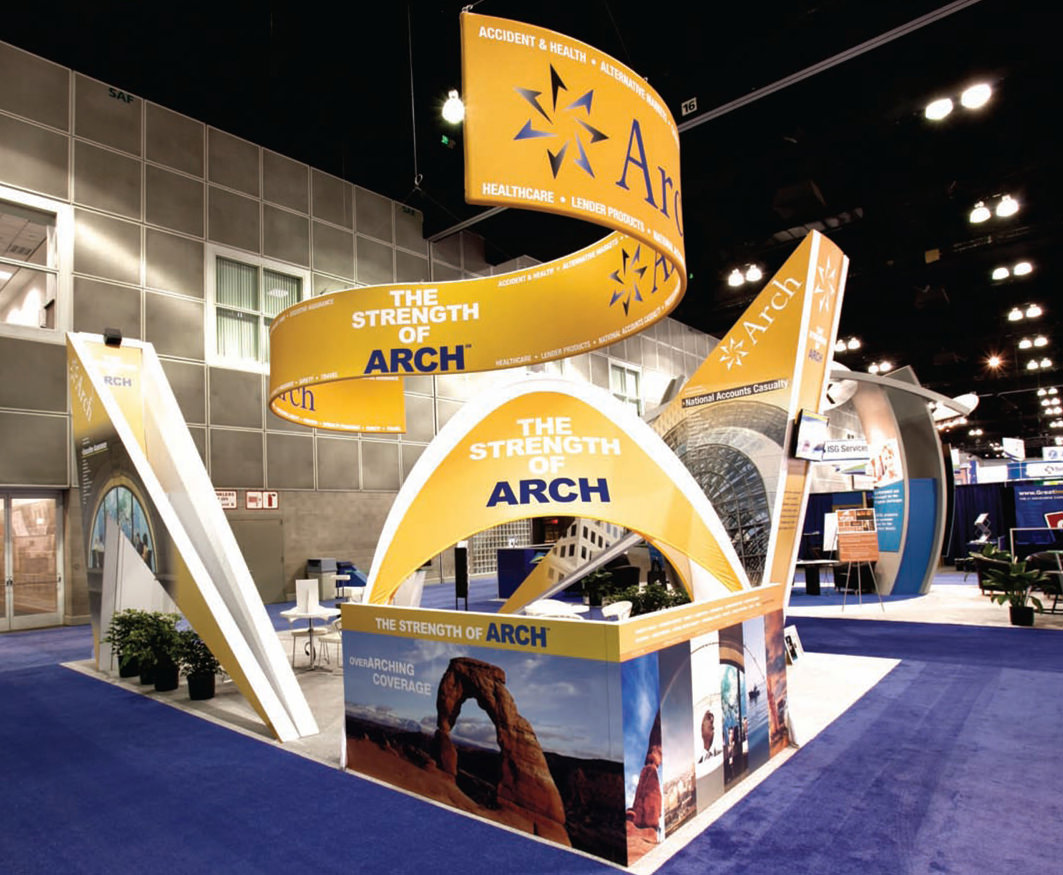 Arch Insurance Group RIMS Booth2