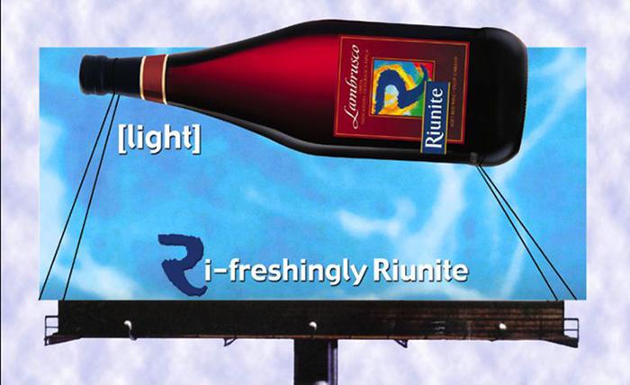 Banfi Wines - OUTDOOR 2-Riunite