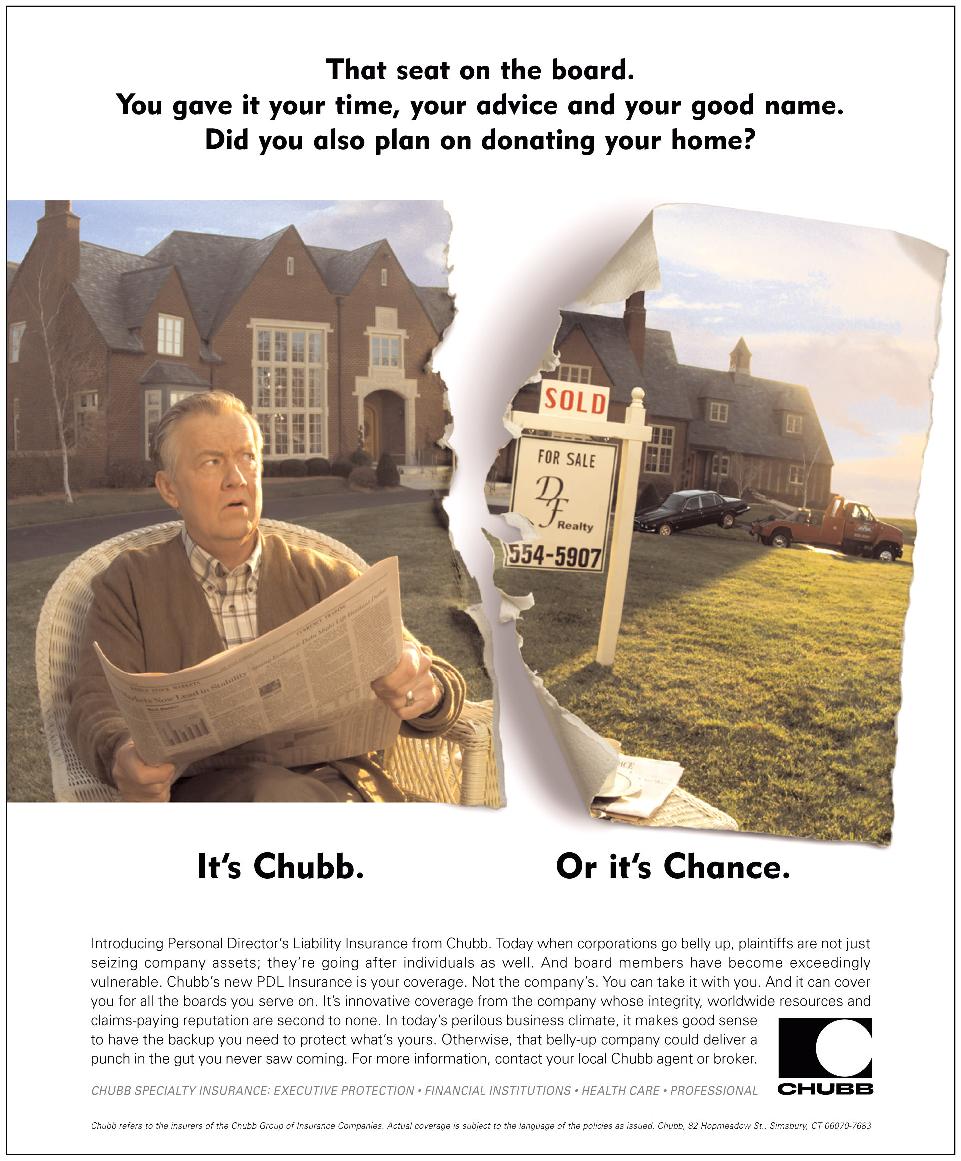 Chubb Specialty Insurance-PRINT-4-House