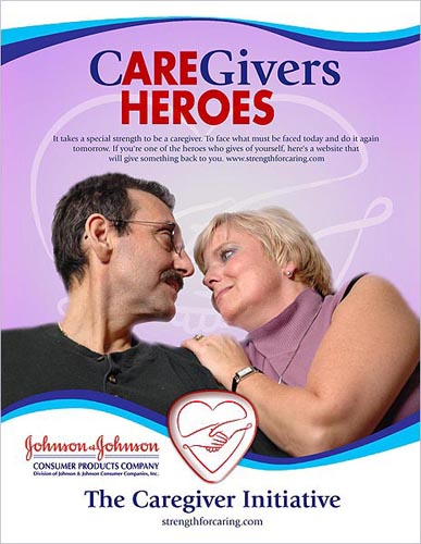3-Johnson & Johnson Family Caregiver campaign-Print-HEROES new